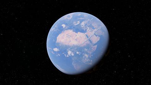 Nowe Google Earth: 3D, wycieczki z przewodnikiem i trochę losowości