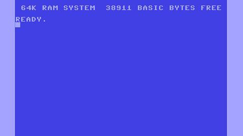 Commodore 64 jak iPad: zobacz dotykowy interfejs dla 8-bitowego komputera