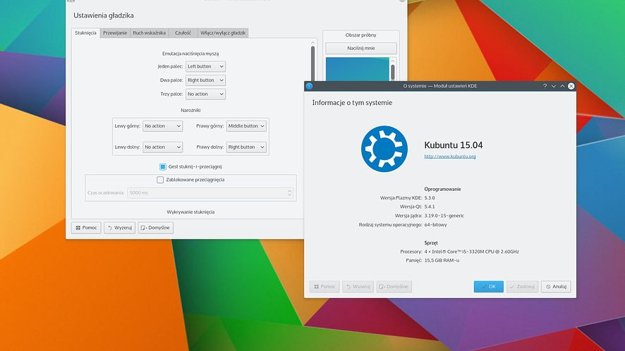 KDE Plasma 5.3: świetny pulpit z ulepszonym zarządzaniem energią i urządzeniami Bluetooth