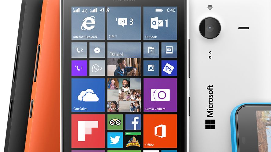 [MWC 2015] Microsoft prezentuje Lumie 640 i 640 XL. Wraz z nimi otrzymamy Office 365