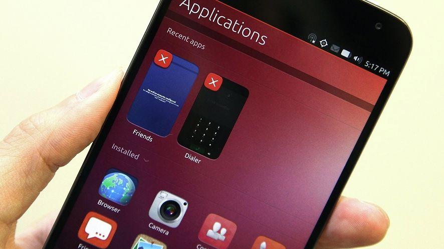Smartfony z Ubuntu trafią do sprzedaży już w przyszłym roku