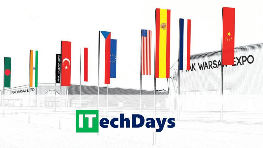 Zapraszamy na konferencję ITechDays 2017 (1-2 czerwca 2017)