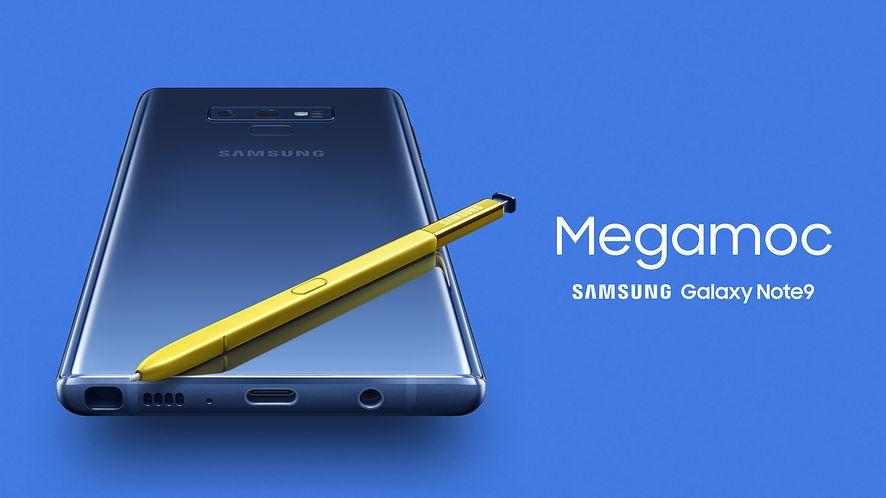 Samsung Galaxy Note 9 oficjalnie. Najlepszy smartfon stworzony przez Samsunga