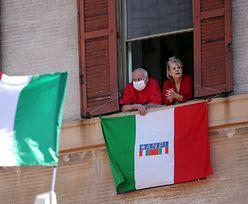 Koronawirus we Włoszech. 260 zgonów. Najmniej od 14 marca