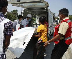 Pracownik WHO zabity w Mjanmie. Wiózł próbki koronawirusa