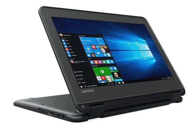 Lenovo N23: typowy realny komputerek pod Windows 10 S