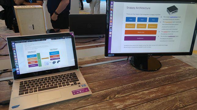 Ubuntu Snappy Core jako system dla Internetu Rzeczy budził spore zainteresowanie