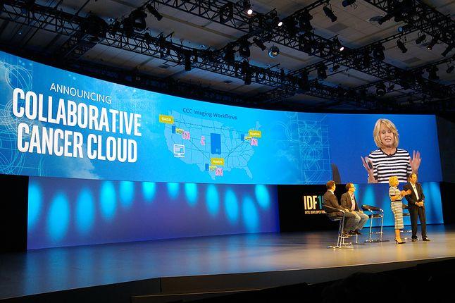 Jedno z medyczych zastosowań Internetu Rzeczy: chmura dla onkologów