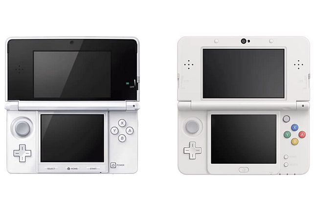 3DS kontra New 3DS