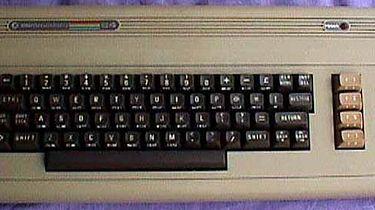 Commodore (cz.5.3) - Szał komputerowy - C64 - jednak to jest pierwszy model C-64