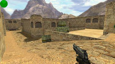 Counter-Strike Global Offensive w moich rękach - de_dust2 ja inaczej widzę niż inni- Pożyczone z Google Grafika