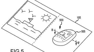 Apple patentuje myszkę ze skanerem i wyświetlaczem MultiTouch
