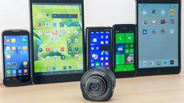 Aparat w obiektywie i oprogramowanie w telefonie – a także o tym jak to się spięło razem przy okazji HotZlotu 2014 - Sprzęt z którego korzystałem razem z QX10