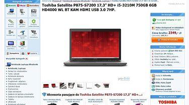 Kilka słów o zakupie, reklamacji i wstępnej konfiguracji laptopa - pełny widok: http://januszek.info/dp/proline-oferta.jpg