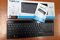 A gdy najdzie mnie ochota to podłączę pod Turbota... — recenzja klawiatury firmy Natec