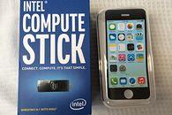 Intel Compute Stick – Agent w hurtowni proszków - Pudełko zawierające Intel Compute Stick jest niewiele większe od pudełek w jakich kupujemy smartfony.