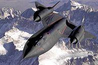 SR-71 Blackbird by Apple