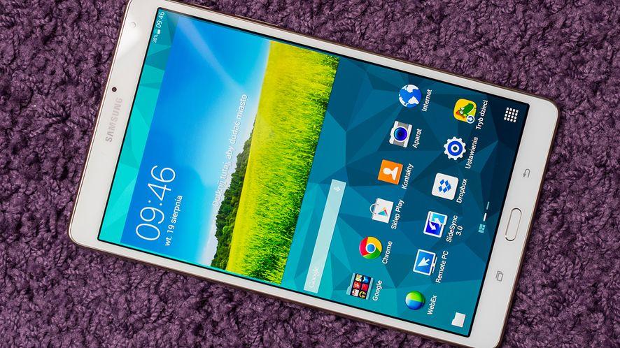 Samsung Galaxy Tab S 8.4 – test tabletu prawie doskonałego