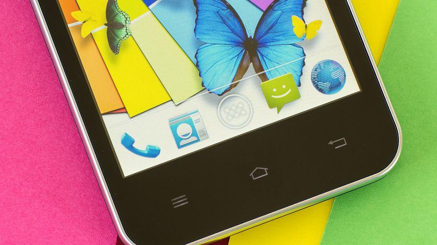 JIAYU F1 — test smartfonu taniego i niezawodnego