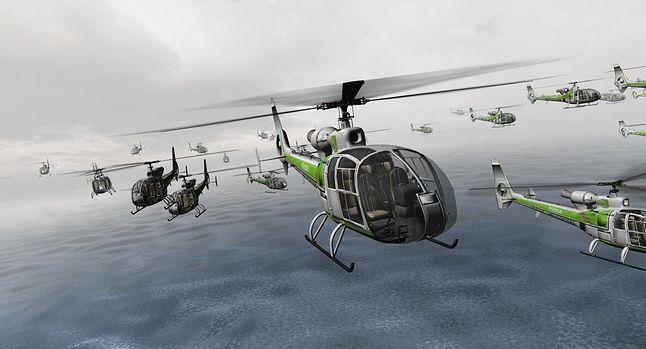 Demo technologiczne Chopper Nvidii