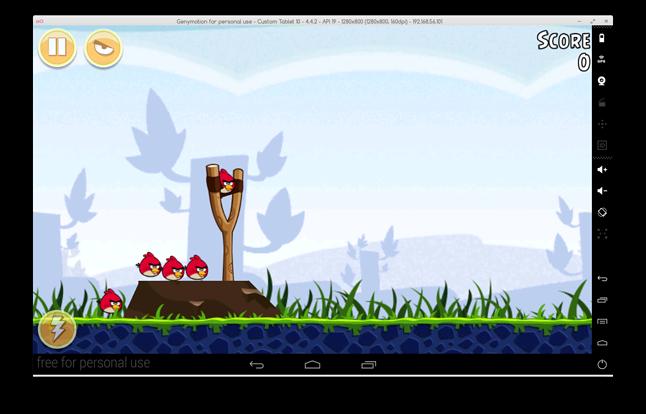 Na Linuksie nie ma Angry Birds? Już są!