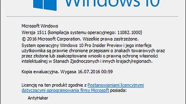 U schyłku Threshold powitał nas Redstone — kompilacje 10586.36 (mobile) oraz 11082 (desktop)