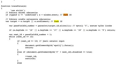 Bad Word Detector  — własna wtyczka do detekcji wulgaryzmów w Visual Studio