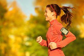 Piosenki do biegania - wybór, słuchawki, bezpieczeństwo