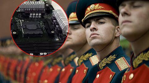 Rosja wyprodukuje płyty dla AMD Ryzena. Trafią do urzędów