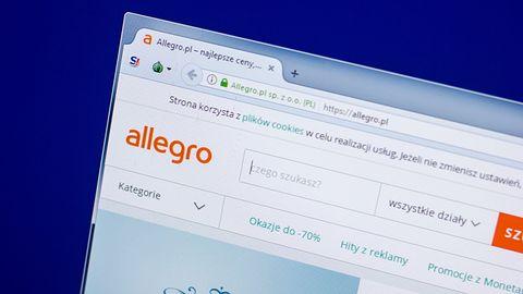 Allegro przeżywa oblężenie. Sprzedaż elektroniki wzrosła nawet dwukrotnie
