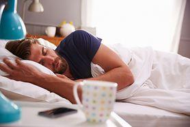 Ziołowe tabletki na sen