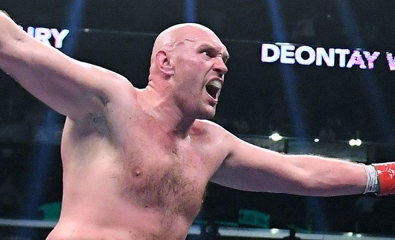 Tyson Fury komentuje sytuację po śmierci George'a Floyda