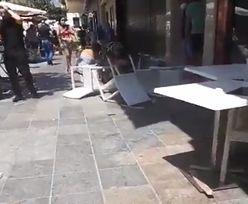 Koszmar w hiszpańskim kurorcie. Turysta walczy o życie