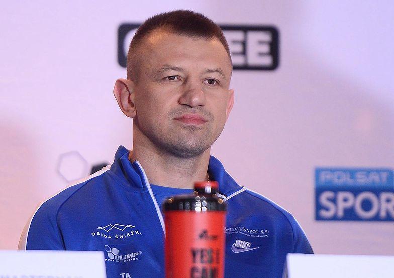 """""""Nie jestem idiotą"""". Tomasz Adamek zdecydowanie odpowiada na zarzuty Dariusza Michalczewskiego"""
