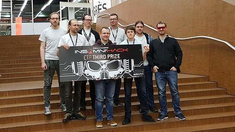 Polscy hakerzy najlepsi na świecie. I to drugi rok z rzędu