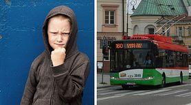 Lublin: 14-latek złamał mężczyźnie nos w autobusie