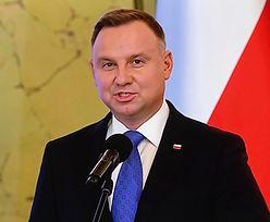 Kobieta skrytykowała Andrzeja Dudę. Prezydent nie pozostał dłużny. Cięta riposta