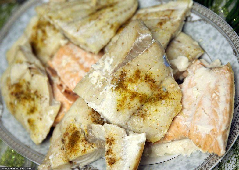 Ryb nie wolno łączyć z warzywami kapustnymi