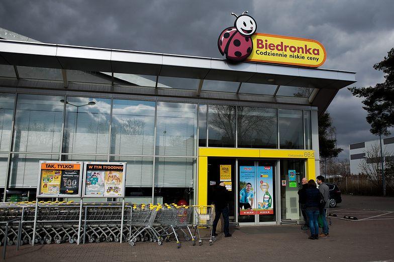 Potężna kara dla Biedronki. Sieć zwróci klientom 7,5 mln złotych