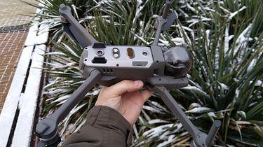 DJI Mavic 2 Pro — quadrocopter dla obcykanego pilota