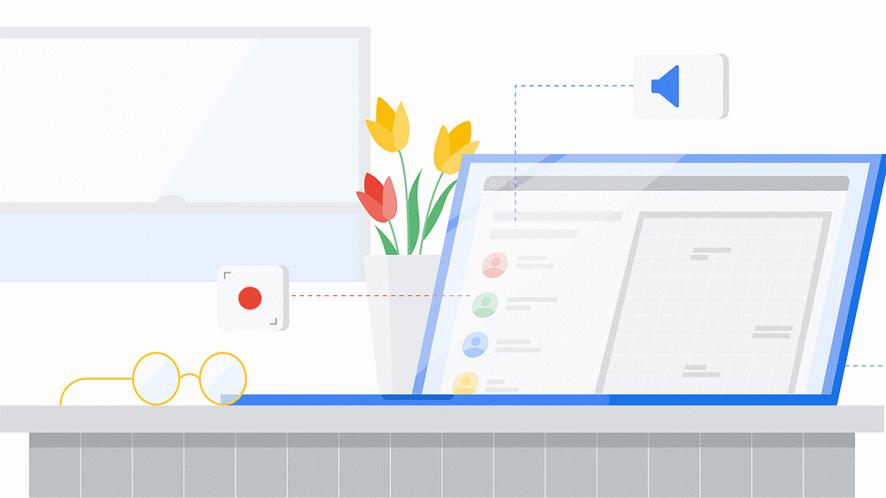 Rejestrator ekranu w Chrome OS oraz nowe Chromebooki dla uczniów