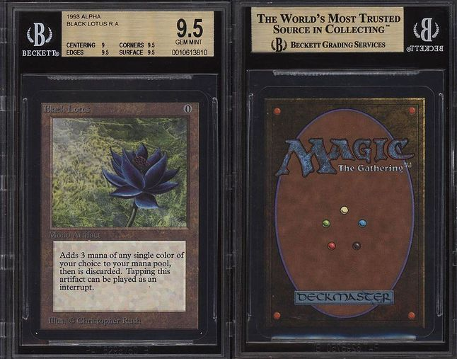 Magic: The Gathering - Black Lotus