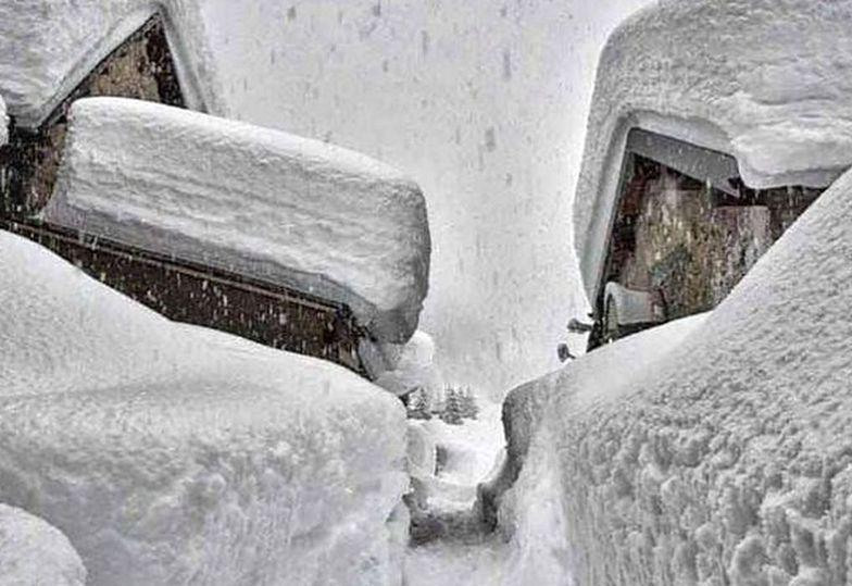 Srogi atak zimy w Europie. Czegoś takiego nie widziano od lat - zdjęcia