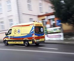 Pandemiczna rzeczywistość Polski. Karetka nie przyjechała do wypadku