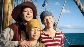 Kapitan Szablozęby i skarb piratów