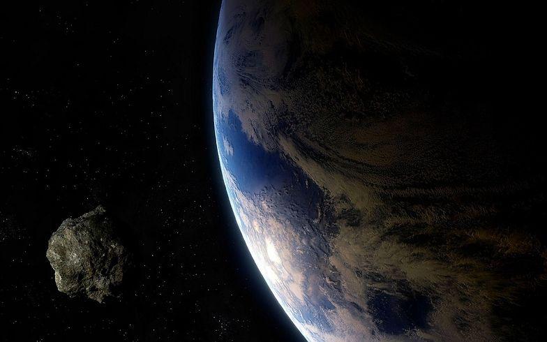 Asteroida zbliża się do Ziemi. Eksperci oceniają zagrożenie