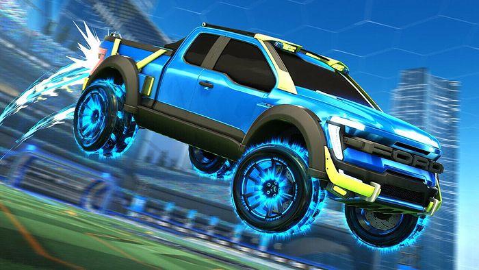Rocket League Ford