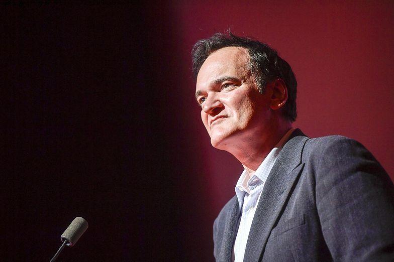 Tarantino nie podzieli się fortuną z matką. Dotrzymał obietnicy z dzieciństwa