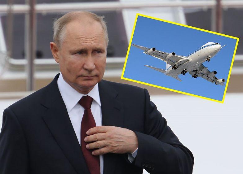 Zakupy na wypadek końca świata. Władimir Putin się zbroi