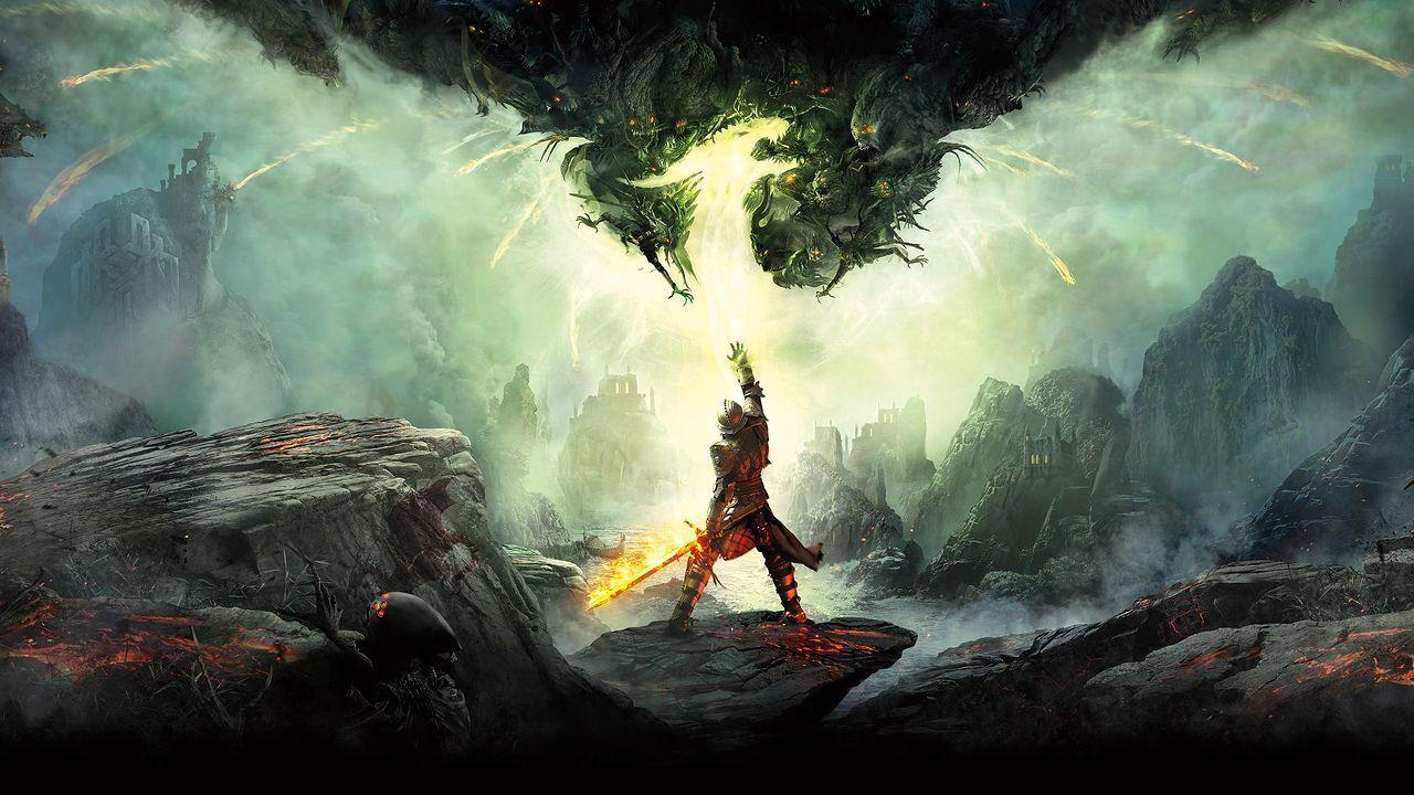 Dragon Age 4. Artbook zdradza główną lokację? - Dragon Age: Inkwizycja
